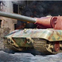 Trumpeter Jagdpanzer E-100 #09542