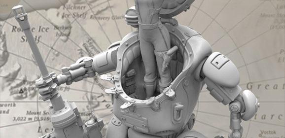MAiM Gefechtsroboter Hammerschlag #35331