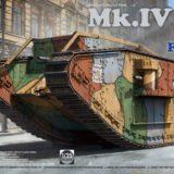 Takom Mk.IV Male/Female 1/35