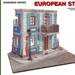 MiniArt European Street 1/35