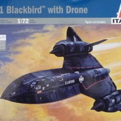 Italeri SR-71 Blackbird 1/72