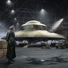 Squadron Haunebu II 1/72