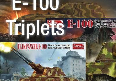 E-100 Triplets
