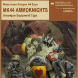 Hasegawa Ma.K. MK44 Ammoknights 1/20